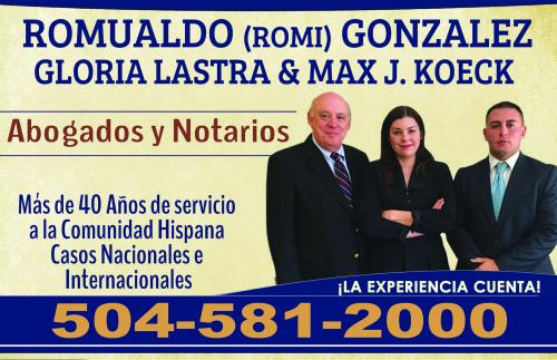 Romi Gonzales Article