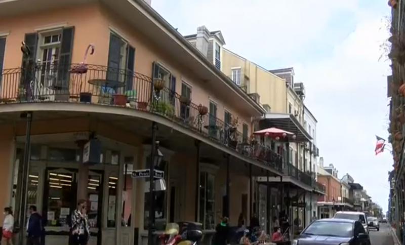 Empresas y funcionarios de turismo optimistas sobre el regreso de más visitantes a Nueva Orleans
