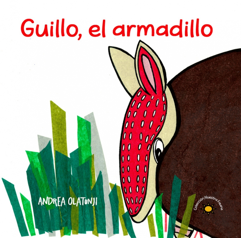 """Guillo, el armadillo"""