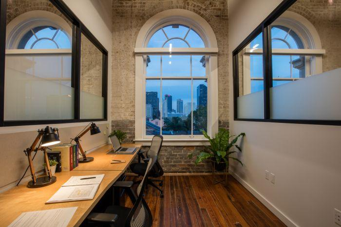 Redefining Office Space