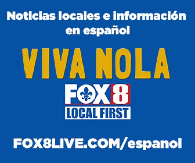 Fox 8 Partners With Viva NOLA