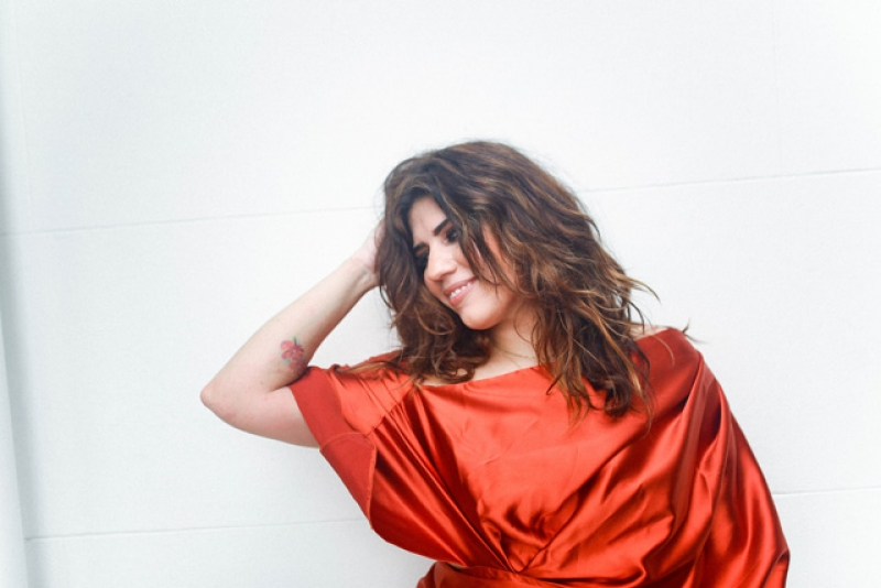 A Conversation with Cristina Perez. Musician, Mother, Activist