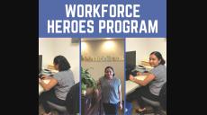 Workforce Heroes Program