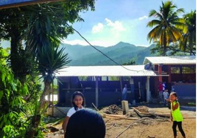 Doing Your Part Local Iniciative to build a school in Honduras
