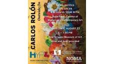 Carlos Rolón HYPLA 8-23-2018