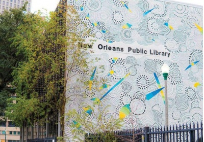 Workforce Development Series at the New Orleans Public Library