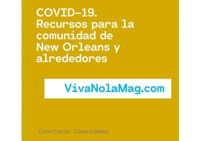 CORONAVIRUS COVID-19 INFORMACIÓN Y RECURSOS