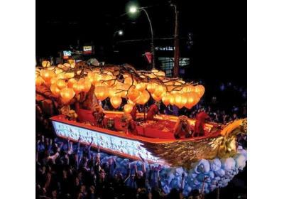 It's Mardi Gras Season! Have fun but be careful!
