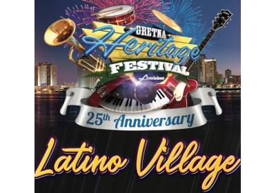 Gretna Heritage Fest: Latino Village 2019