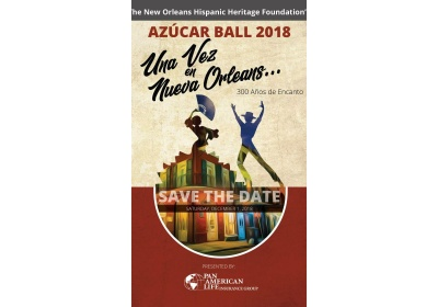 2018 Azúcar Ball Press Release