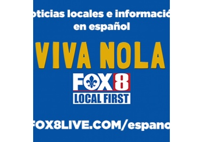 Fox 8 Partners With Viva NOLA
