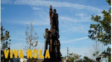 Monument Tribute to the Latin American Workers