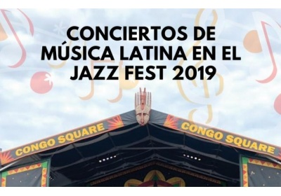 New Orleans Jazz & Heritage Festival 2019