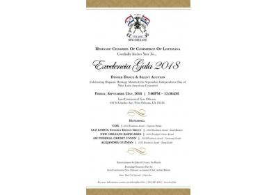 Excelencia Gala 2018