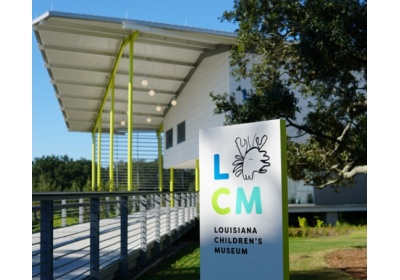The New Louisiana Children's Museum