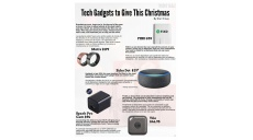 Tech Gadgets to Give This Christmas