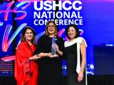 Hispanic Chamber of Commerce Louisiana Honored as 2021 Medium Chamber of the Year